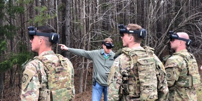 The Army wants to buy 40,000 'mixed reality goggles' | Army Times