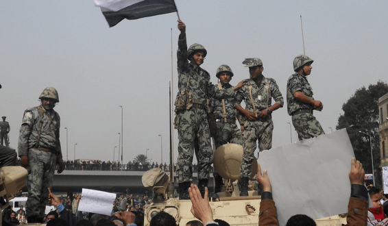 Former Egyptian special forces officer is hanged in Cairo | Brinkwire