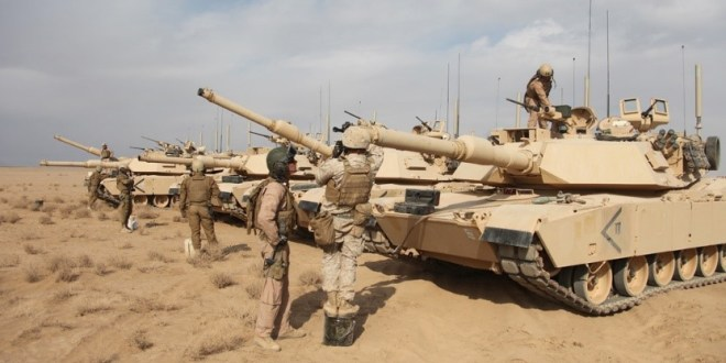 After nearly a century, the U.S. Marine Corps is ditching its tanks   Popular Mechanics