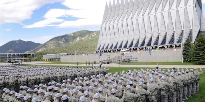 Air Force Academy eases restrictions after 2 suspected suicides | Military.com