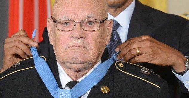Medal of Honor Recipient Bennie G. Adkins passes away at 86 | PR Newswire