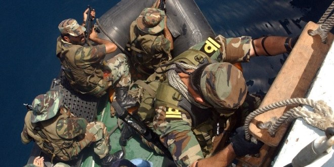 Mystery submarine In service with Pakistan's Navy SEALs | Forbes