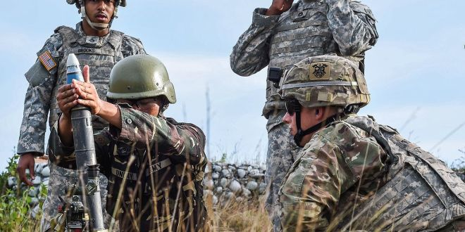 End Of US-Philippines Military Agreement To Complicate Counterterrorism Mission – Pentagon | Urdu Point