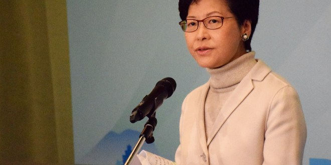 Hong Kong: Carrie Lam defends mainland security law | DW News