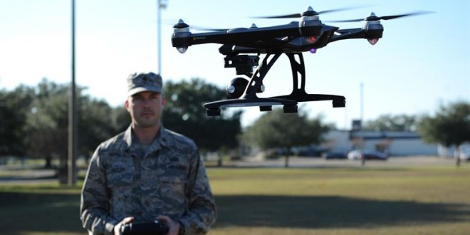 US special operations troops turn to drones to remotely advise Iraqis | Stars & Stripes
