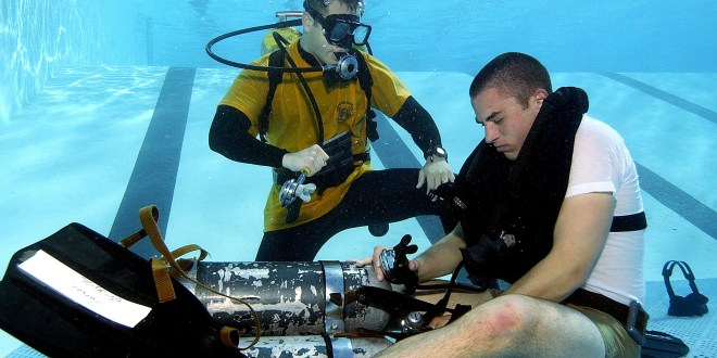 Navy looks to pro sports to boost performance of EOD Techs and Divers | Military.com