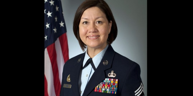 Air Force makes history by selecting woman to become next senior enlisted leader | Stars & Stripes