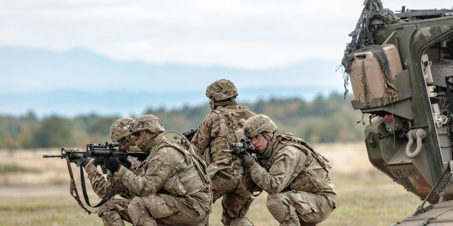 Nato introduces new curriculum to improve counter-terrorism strategies | Army Technologies