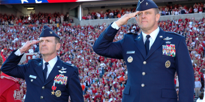 Commentary: Farewell to 'Ned Stark' | Air Force Times