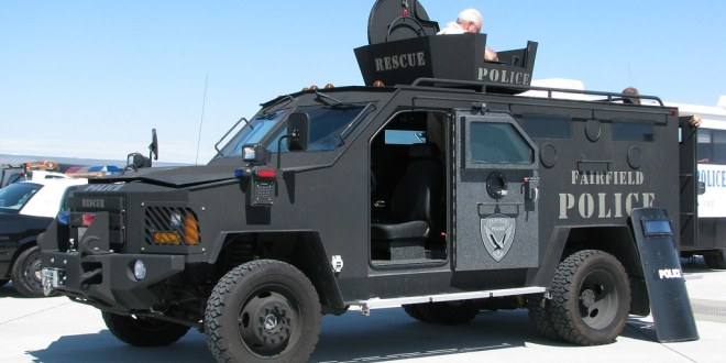 Police departments benefit from police militarization program, but at what cost to communities? | Defense Post