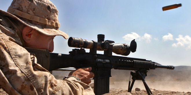 Outgunned: Is US losing the sniper war? | Asia Times