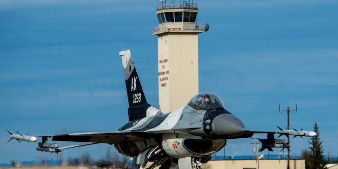 Fourth Fighter Squadron wraps up training in Alaska | U.S. Air Force