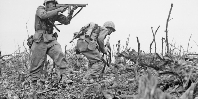 'Apocalypse '45': Triumph and terror in never-before-seen footage of the Pacific War | Military Times
