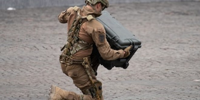 The Army wants to build a brand new exoskeleton to help soldiers ruck faster and harder | Task & Purpose