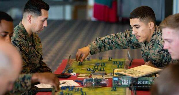 The Marines are pumping millions into a high-tech Wargaming Center. Here's why | Military.com