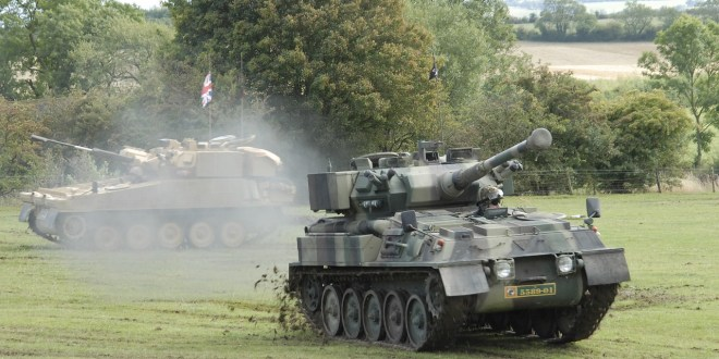 The UK invented the first tanks. Now it may retire them for good | Forbes