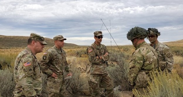 Army using wearable tracking devices to learn how soldiers perform under pressure | Military.com