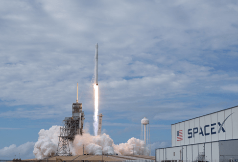 SpaceX plans to test a 7,500-mph rocket that could deliver weapons to troops downrange | Task & Purpose
