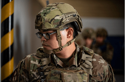 Security forces airmen getting new, special operations-like helmets | Air Force Times