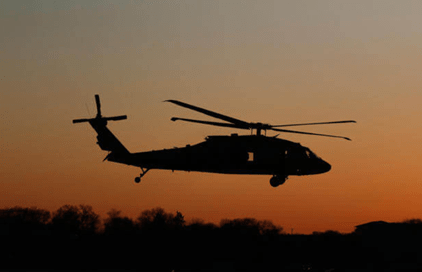 Army helos' actions during D.C. protests subject of new ACLU complaint | Army Times