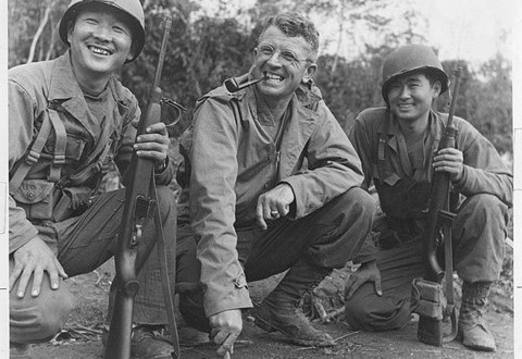 Trump approves Congressional Gold Medal for legendary WWII jungle fighters known as 'Merrill's Marauders' | Task & Purpose