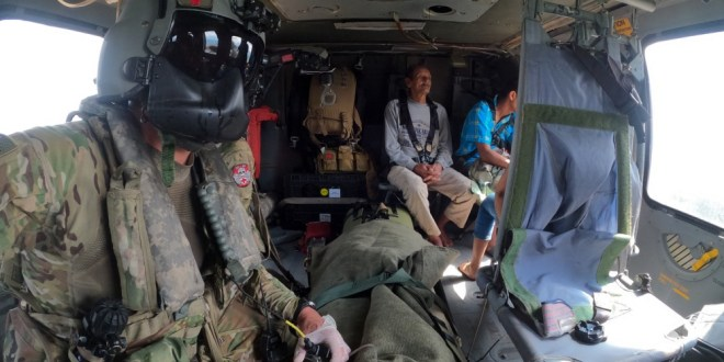JTF-Bravo continues to rescue victims of Hurricane Eta | DVIDS