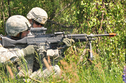 The Army is looking for a new machine gun, and the Marines might get a new caliber, too | Military Times