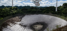 Legendary Arecibo Telescope Will Close Forever, and Scientists Are Reeling | Scientific American