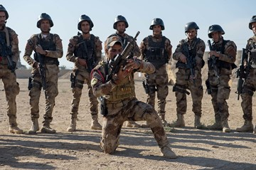 Over 200 IS extremists killed in military operations across Iraq this year | MENAFN