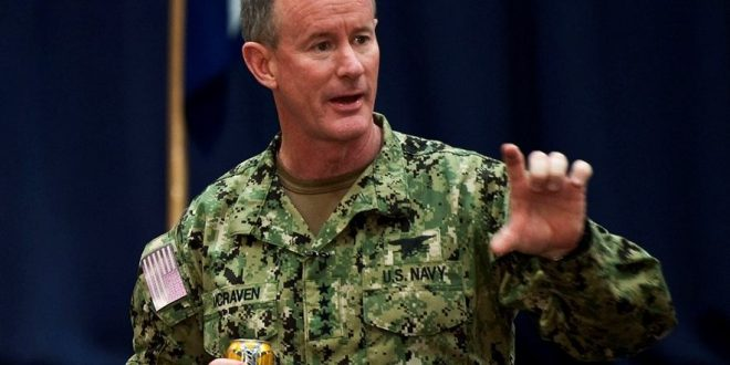 Former Navy SEAL William McRaven says having acting officials leading the US military 'does not serve the American public well' | Business Insider