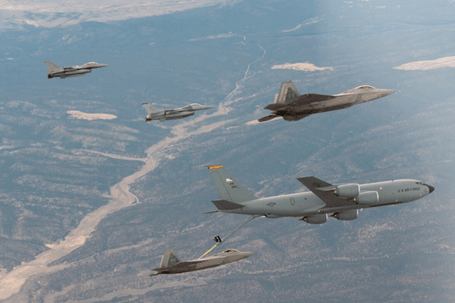 Raise the Black Flag: Nellis launches new Air Force operational test event   Air Force Times