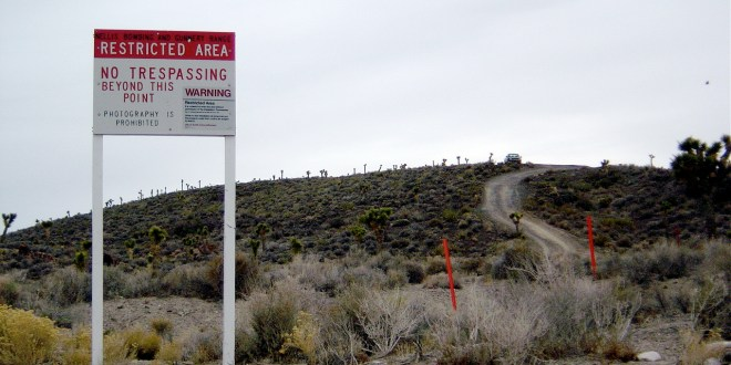 Interesting video shows nighttime operations near Area 51   The Aviationist