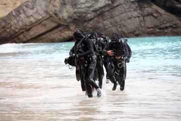 Waging war below the waves: Special Forces combat diver school is in session | Washington Examiner