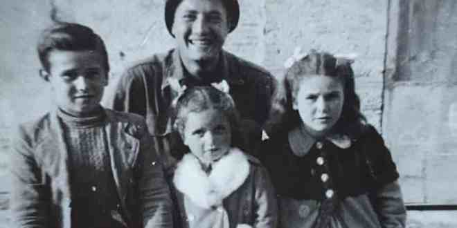 US soldier reunites with Italian children he almost shot during second world war | The Guardian