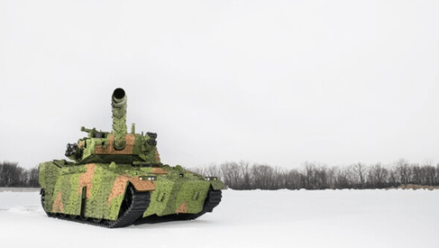 Light tank prototypes arrive at Fort Bragg for soldier evaluation | Defense News