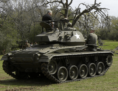Ever wanted to drive a WWII-era tank? Here's your chance | Military Times