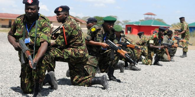 Special Forces kill Shabaab militant, capture another in Mandera | The Star