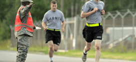 Ask Stew: How to prepare for the run that comes after the PT test | Military.com