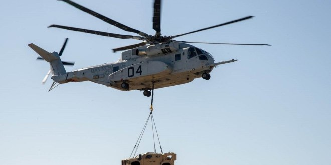 How to solve logistical challenges during a South China Sea conflict | Defense News