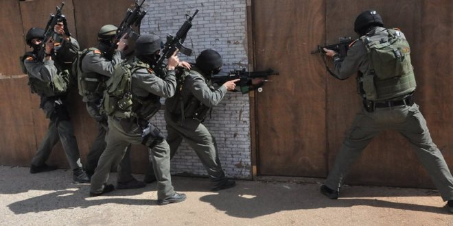 Special Forces arrest 2 terrorists who fired at Border Police troops in a drive-by | Jewish Press