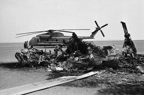 How the Iran hostage rescue was supposed to go down if it hadn't ended early in disaster | The Drive
