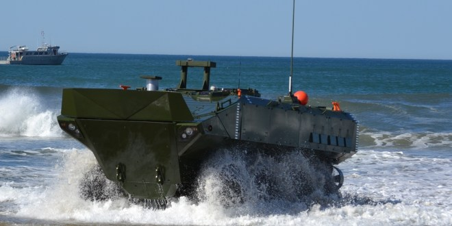 New in 2021: Marine Corps to get more amphibious combat vehicles | Marine Corps Times