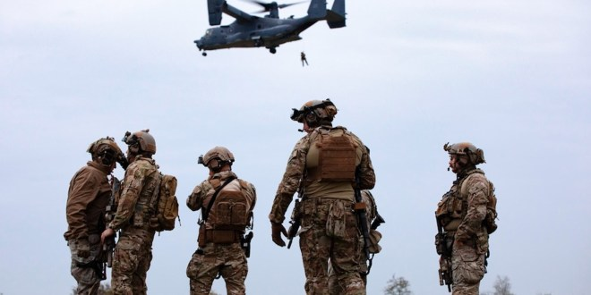 The future of competition: U.S. adversaries and the growth of irregular warfare | CSIS