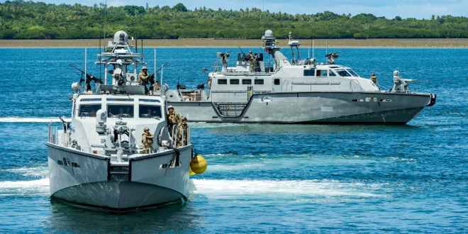 The Navy wants to get rid of its nearly brand new patrol boats | The Drive