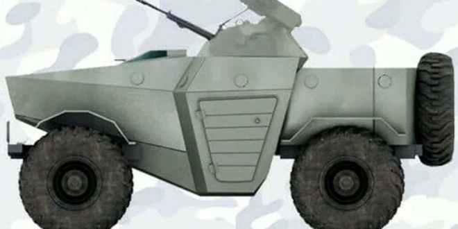 Russia's new helicopter-transportable armored buggy looks like a plague doctor mobile   The Drive