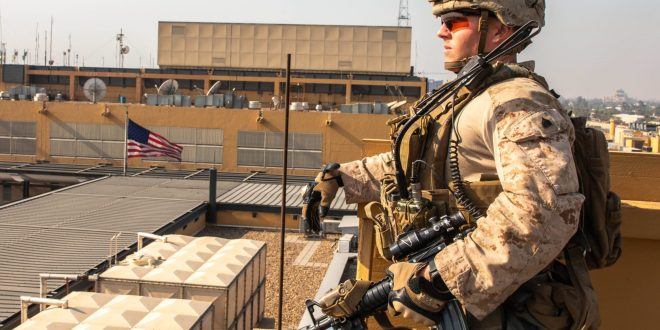 The tip of the spear: Special operations forces and great power competition | FPRI