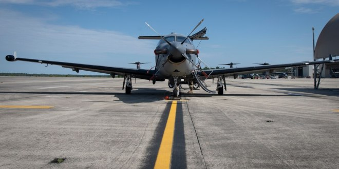 New plane key to Special Ops vision for Africa, General says | Defense One