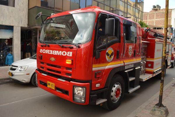 carro-bomberos