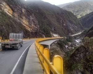 Prepliegos para la intervención de la vía Sogamoso – El Crucero