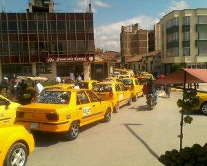 Anuncian aumento en la tarifa de taxis en Sogamoso